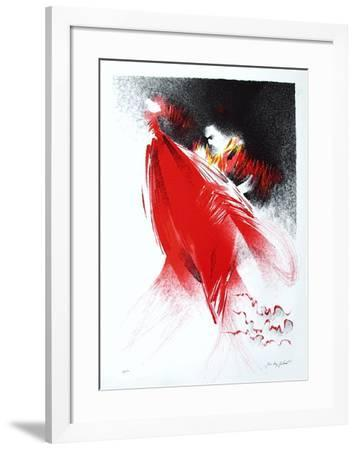 Torero-Jean-louis Guitard-Framed Limited Edition