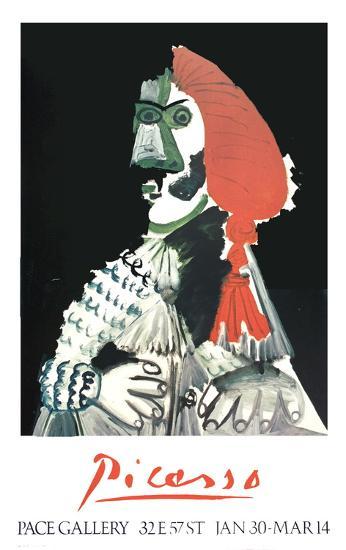 Torero-Pablo Picasso-Collectable Print