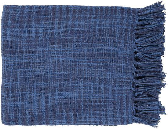 Tori Throw - Cobalt/Navy--Home Accessories