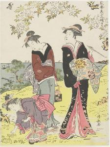April, 1783 by Torii Kiyonaga