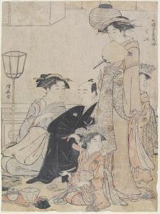Irie, 1783 by Torii Kiyonaga