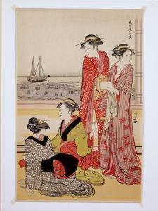 Minami Juuni-Kou by Torii Kiyonaga