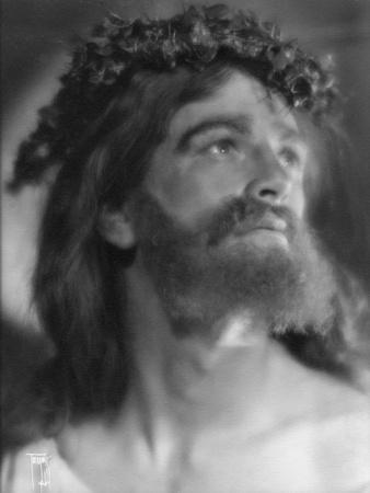 A Photographic Representation of Jesus, Early 20th Century