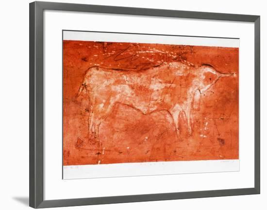 Toro G-Alexis Gorodine-Framed Limited Edition