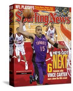 63f93ecf9 Toronto Raptors  Vince Carter - January 24