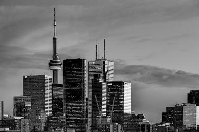 Toronto Skyline at Dusk-Brad Smith-Photographic Print