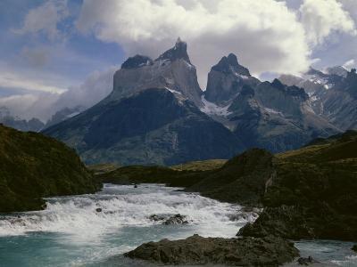 Torres Del Paine National Parkchile--Photographic Print