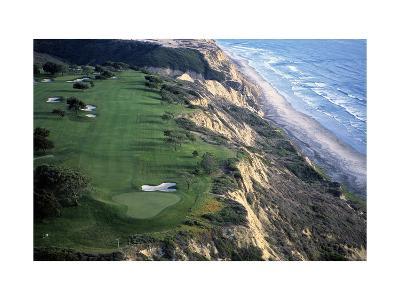 Torrey Pines Municipal Golf Course South Course, Hole 4-J.D. Cuban-Premium Photographic Print