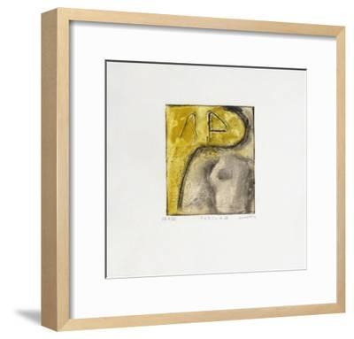 Torso III-Alexis Gorodine-Framed Limited Edition