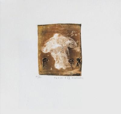 Torso pox-Alexis Gorodine-Limited Edition