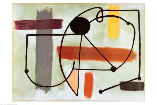 Torso-Joan Mir?-Art Print