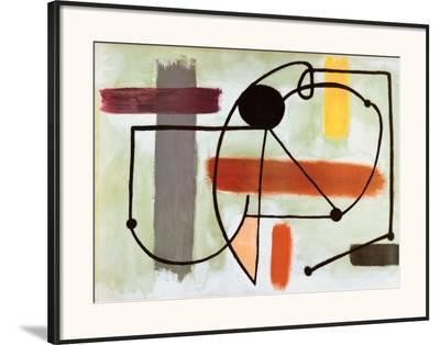 Torso-Joan Mir?-Framed Art Print
