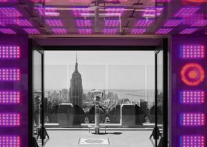 View From Rockfeller Center, NY by Torsten Andreas Hoffmann