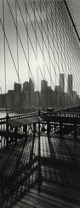 View From Brooklyn Bridge by Torsten Hoffmann
