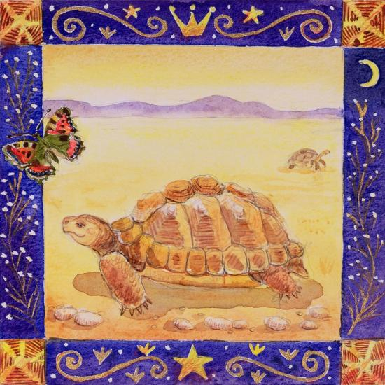 Tortoise, 1998-Vivika Alexander-Giclee Print