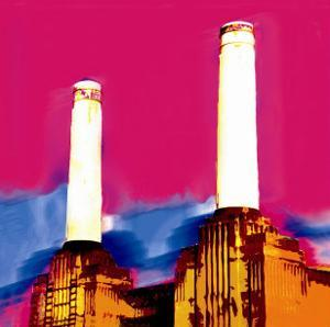 Battersea Power Station, London by Tosh