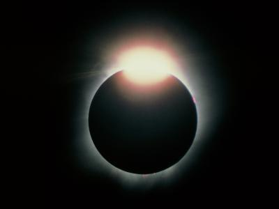 Total Solar Eclipse, 11 July 1991-Dr. Fred Espenak-Photographic Print