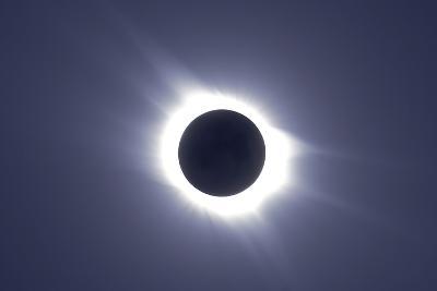 Total Solar Eclipse--Photographic Print