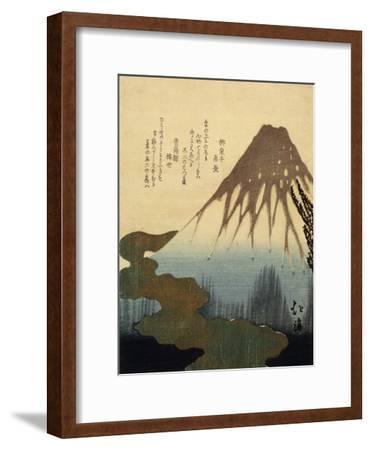 The Mount Fuji, 19th Century