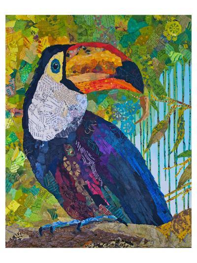 Toucan #2--Art Print