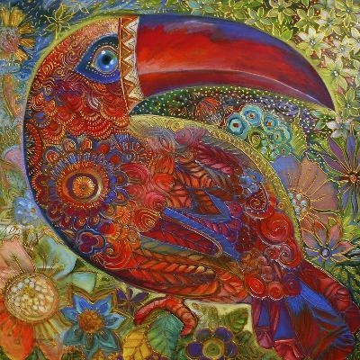 Toucan Deco-Oxana Zaika-Giclee Print