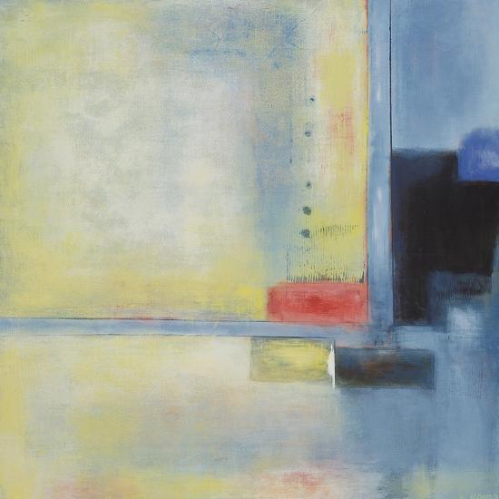 Touch of Blue I-Willie Green-Aldridge-Art Print