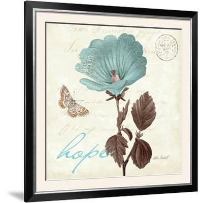 Touch of Blue III-Katie Pertiet-Framed Photographic Print