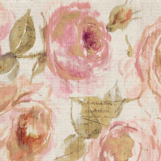 Touch of Rose III--Art Print