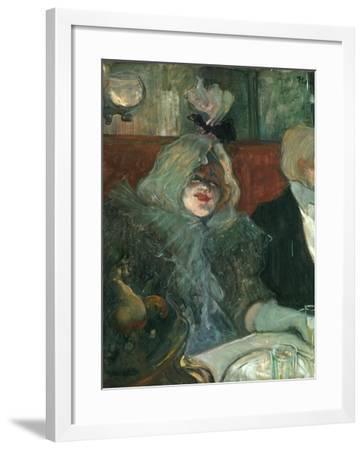Toulouse-Lautrec, 1899-Henri de Toulouse-Lautrec-Framed Giclee Print