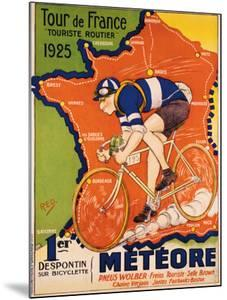 Tour de France, c.1925