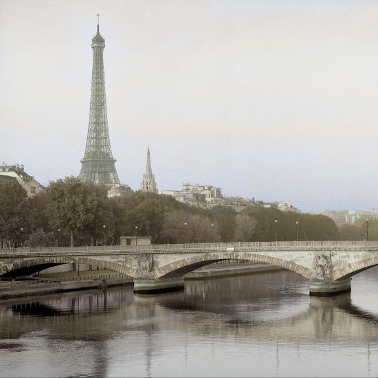 Tour Eiffel 3-Alan Blaustein-Photographic Print