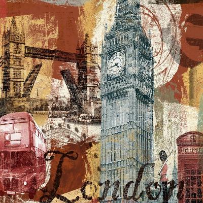 Tour London-Eric Yang-Art Print
