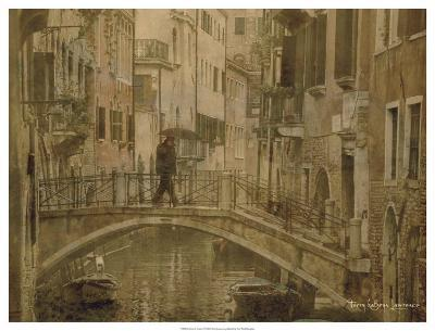 Tour of Venice V-Terry Lawrence-Art Print