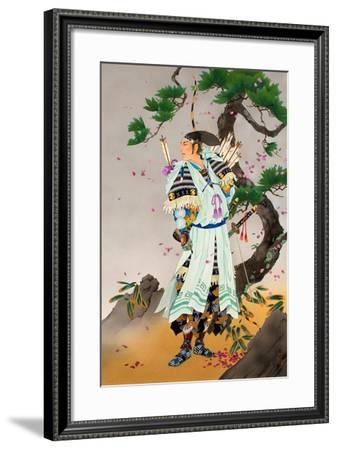 Touta-Haruyo Morita-Framed Art Print