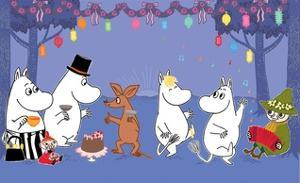The Moomins in the Forest by Tove Jansson