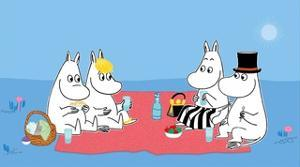 The Moomins Picnic by Tove Jansson