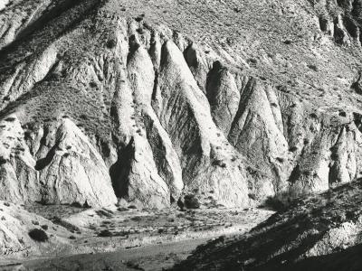 Toward Almeria, Spain 1963-Vincenzo Balocchi-Photographic Print