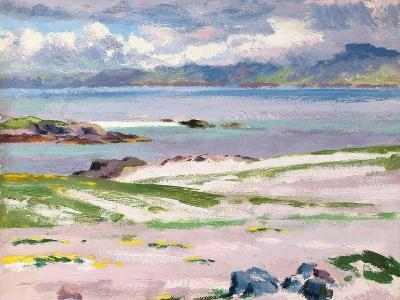 Towards Mull from Choc Ard Anraidh, Iona, C.1928-Francis Campbell Boileau Cadell-Giclee Print