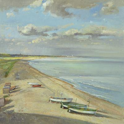 Towards Southwold-Timothy Easton-Giclee Print