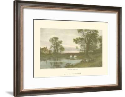 Towards the Golden West-Henry Walker-Framed Art Print