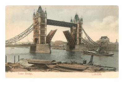 Tower Bridge, London, England--Art Print