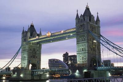 Tower Bridge, London,England-Design Pics Inc-Photographic Print