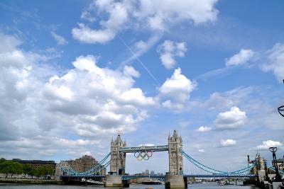Tower Bridge, London, UK--Photographic Print