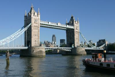 Tower Bridge, London-Peter Thompson-Photographic Print