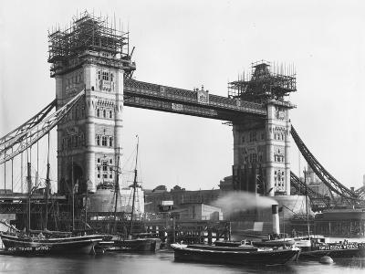 Tower Bridge--Photographic Print