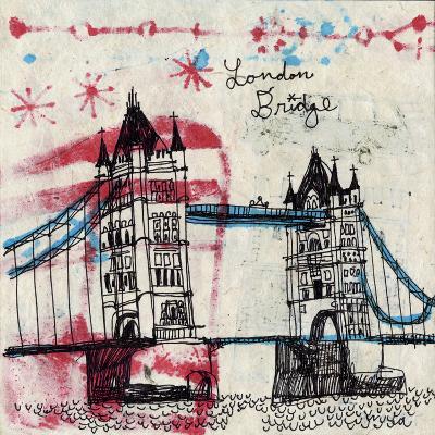 Tower Bridge-Oliver Towne-Art Print