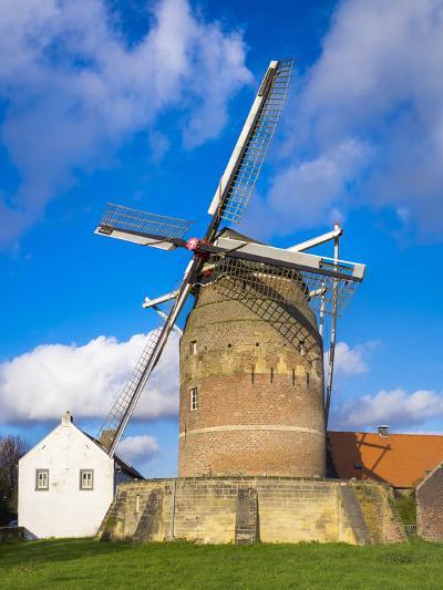 Tower Mill of Gronsveld (Torenmolen Van Gronsfeld) Windmill, Vroendaal, Maastricht-Jason Langley-Photographic Print