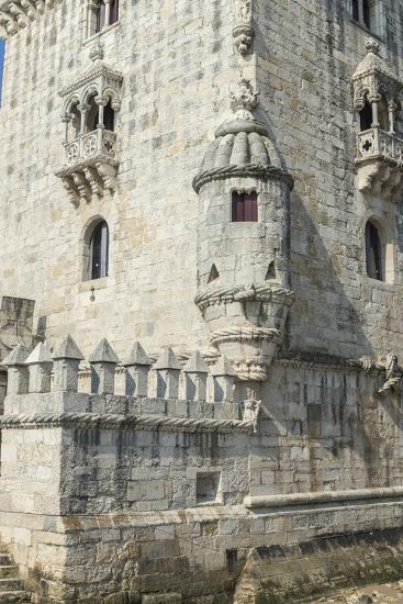 Tower of Belem, Lisbon, Portugal-Jim Engelbrecht-Photographic Print