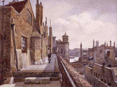Tower of London, London, 1883-John Crowther-Giclee Print