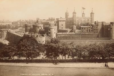 Tower of London--Photographic Print